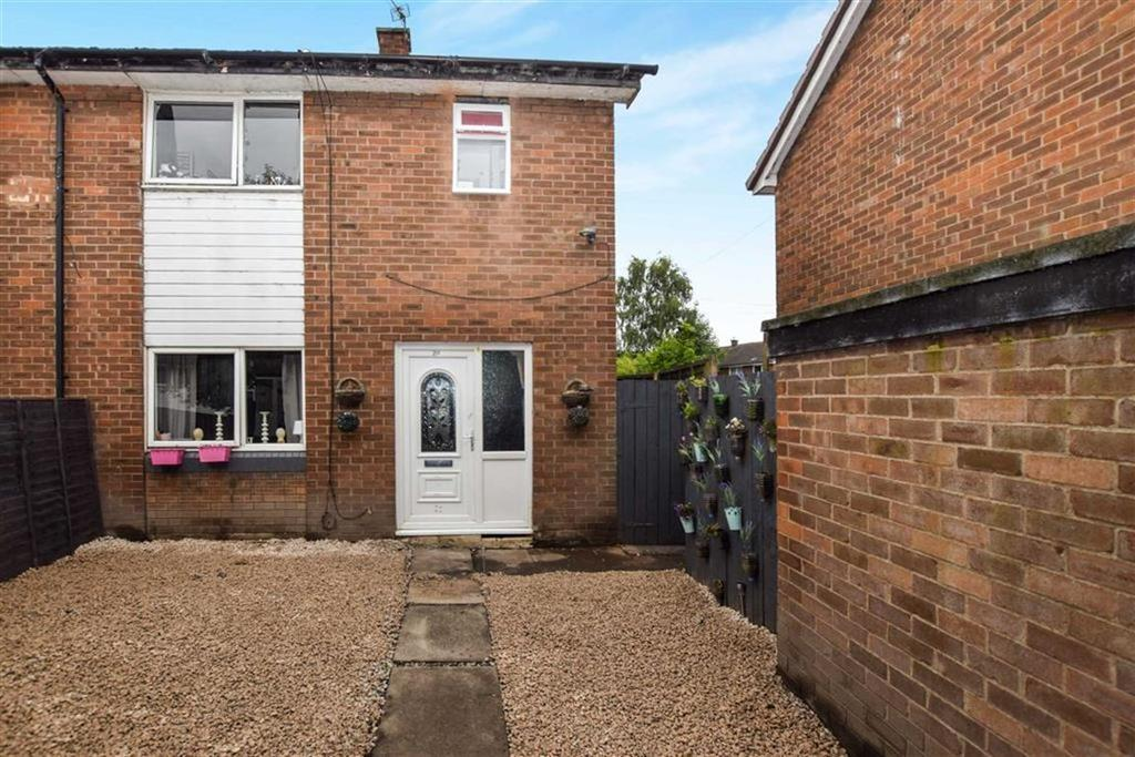 3 Bedrooms End Of Terrace House for sale in Hawk Road, Irlam