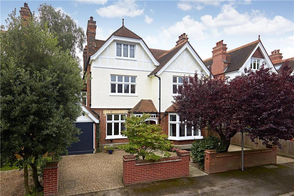6 Bedrooms Detached House for sale in Ridgway Gardens, Wimbledon Village, London, SW19