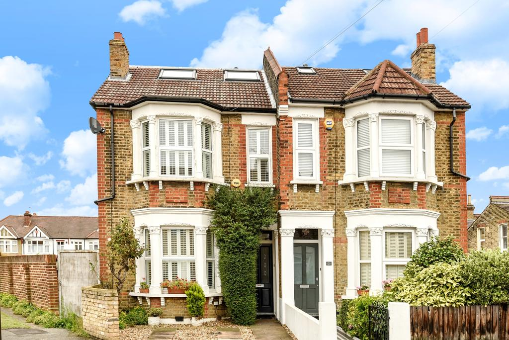 4 Bedrooms Semi Detached House for sale in Houston Road London SE23