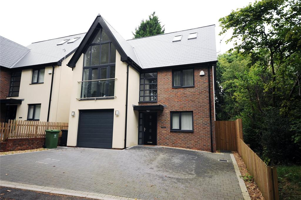 4 Bedrooms Detached House for sale in Cherry Orchard Road, Lisvane, Cardiff, CF14