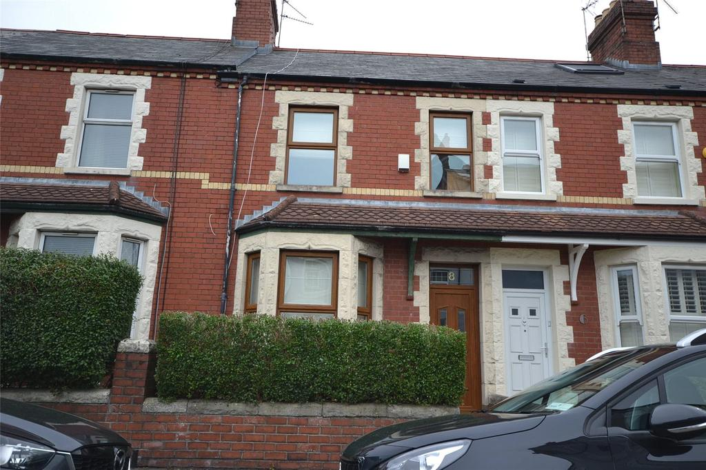 3 Bedrooms Terraced House for sale in Windway Road, Victoria Park, Cardiff, CF5