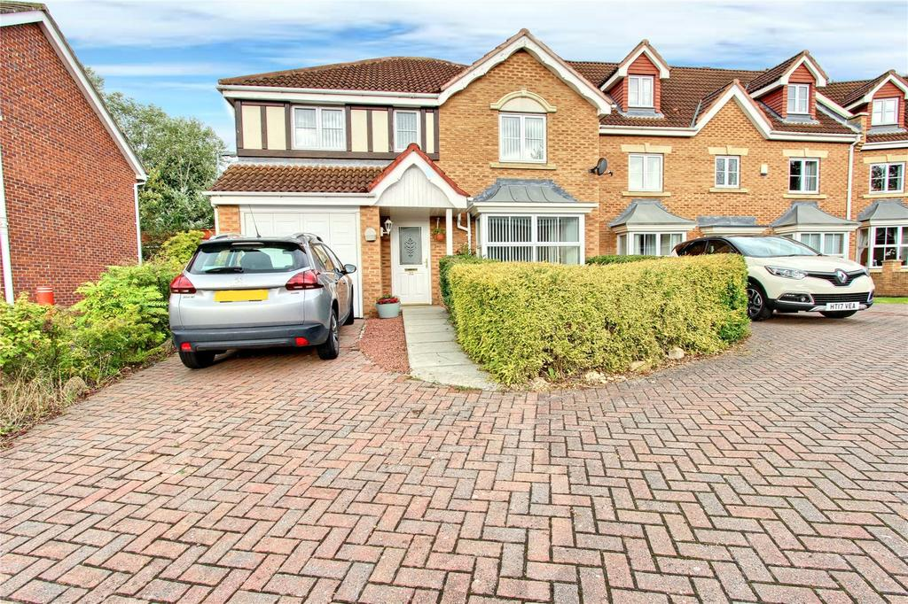 4 Bedrooms House for sale in Finchley Court, Middlesbrough
