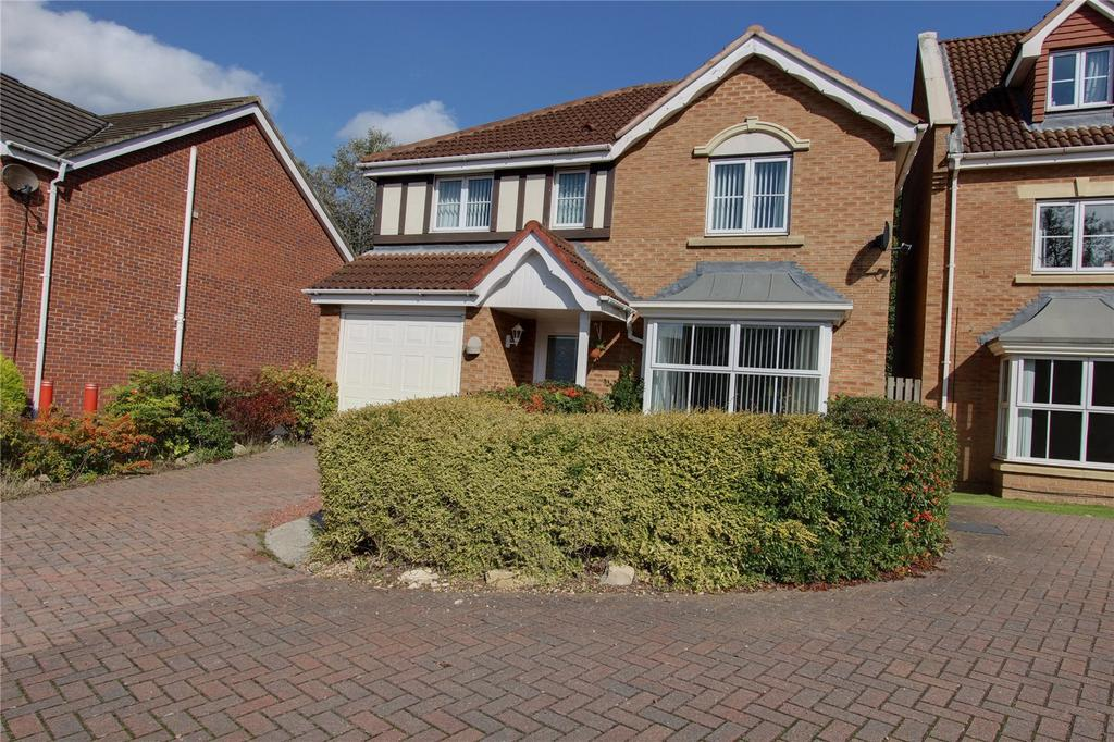 4 Bedrooms House for sale in Finchley Court, Brookfield