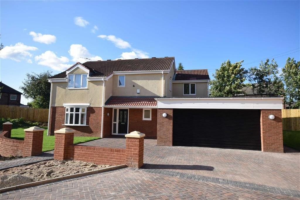 4 Bedrooms Detached House for sale in Hedworth Lane, Jarrow