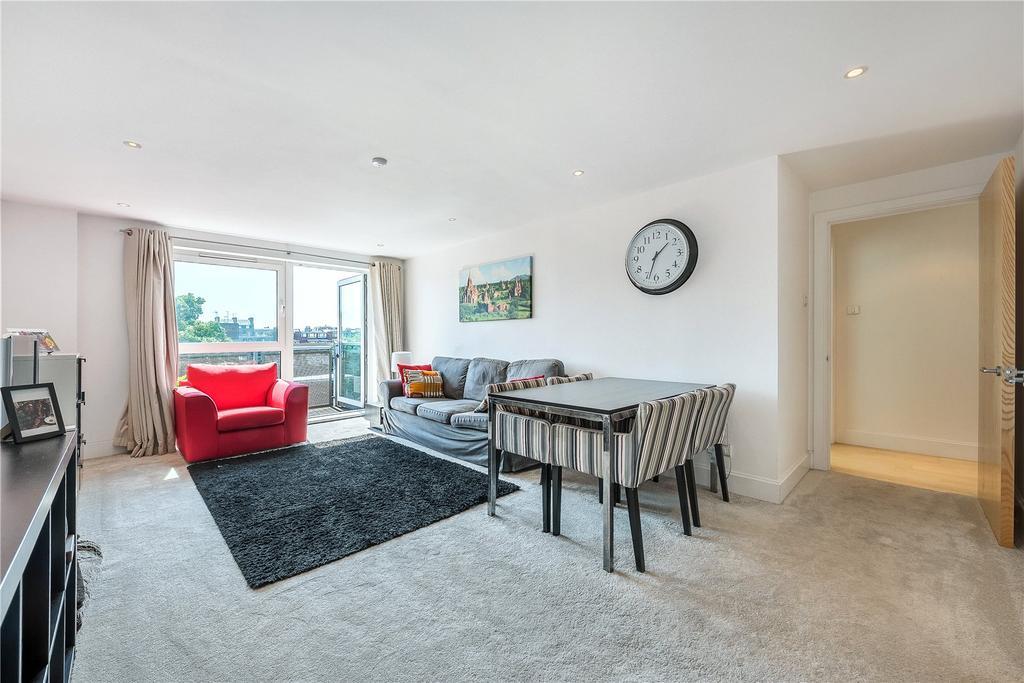 3 Bedrooms Flat for sale in Vauxhall Bridge Road, London