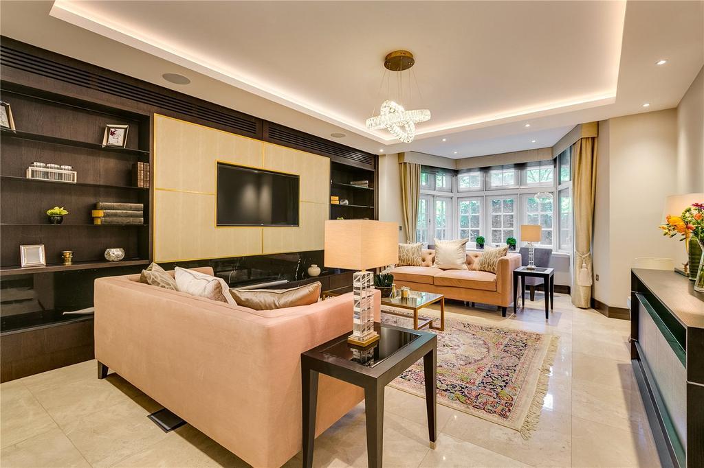 4 Bedrooms Flat for sale in Parkside, Knightsbridge, London