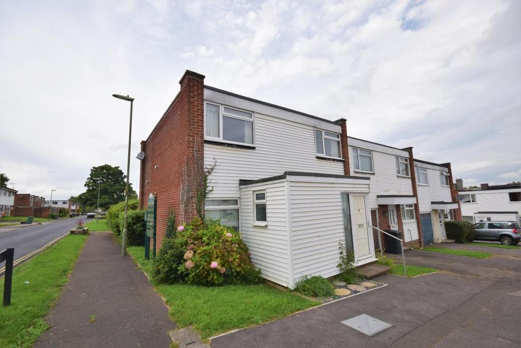 4 Bedrooms End Of Terrace House for sale in Riverdene, Basingstoke, RG21