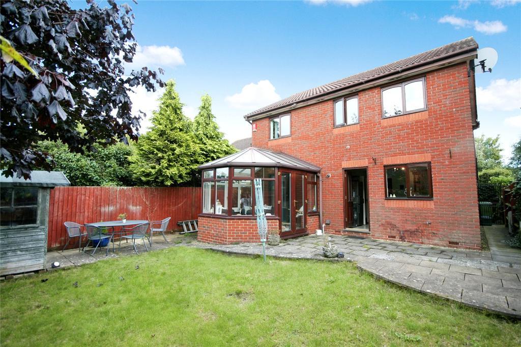 4 Bedrooms Detached House for sale in Leckhampton Gate, Shurdington Road, Cheltenham, GL51