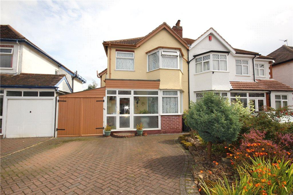 3 Bedrooms Semi Detached House for sale in Bushmore Road, Birmingham, West Midlands, B28
