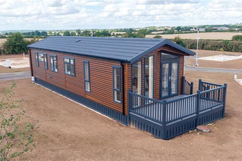 2 bedroom lodge for sale - Hollin Barn Lodge Park, Sutton Road, Thirsk, North Yorkshire