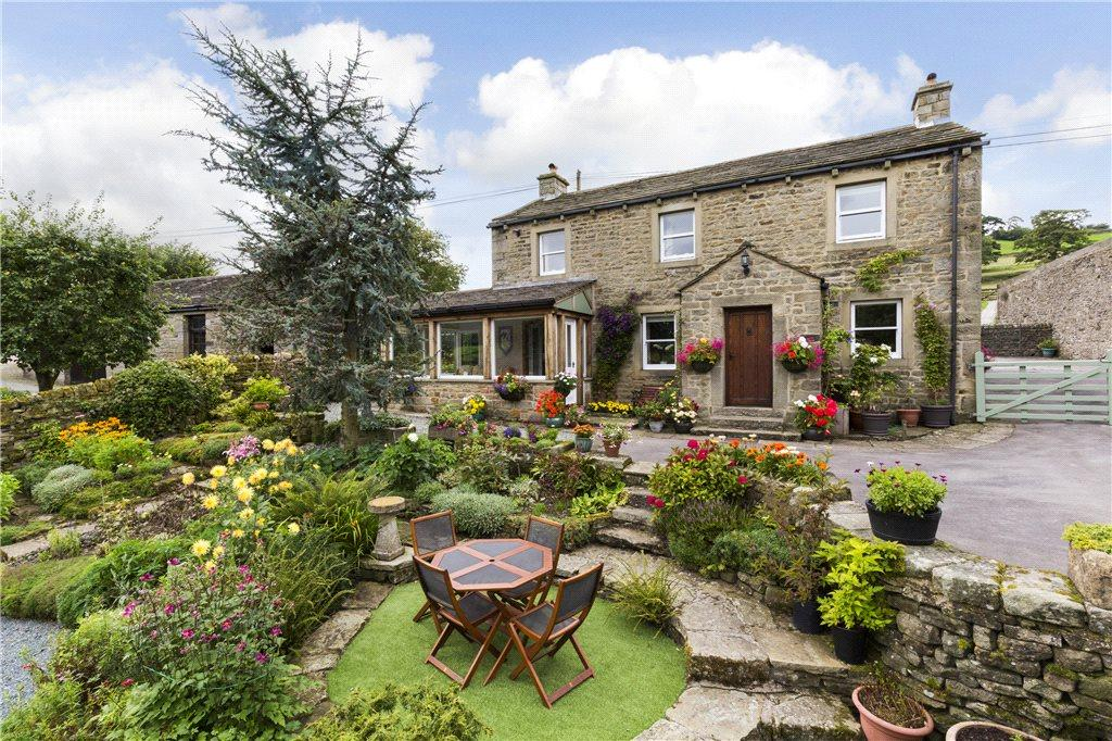 3 Bedrooms Unique Property for sale in Firbeck Cottage, Skyreholme, Skipton