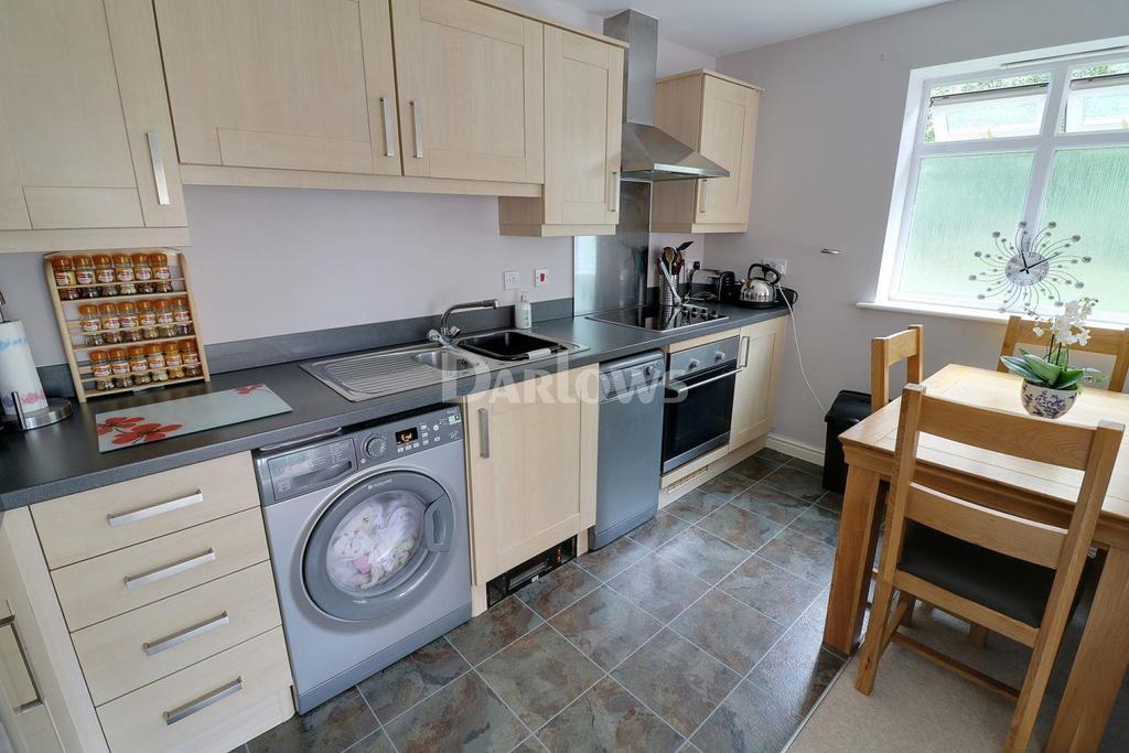 2 Bedrooms Flat for sale in Wyncliffe Gardens, Pentwyn, Cardiff, CF23