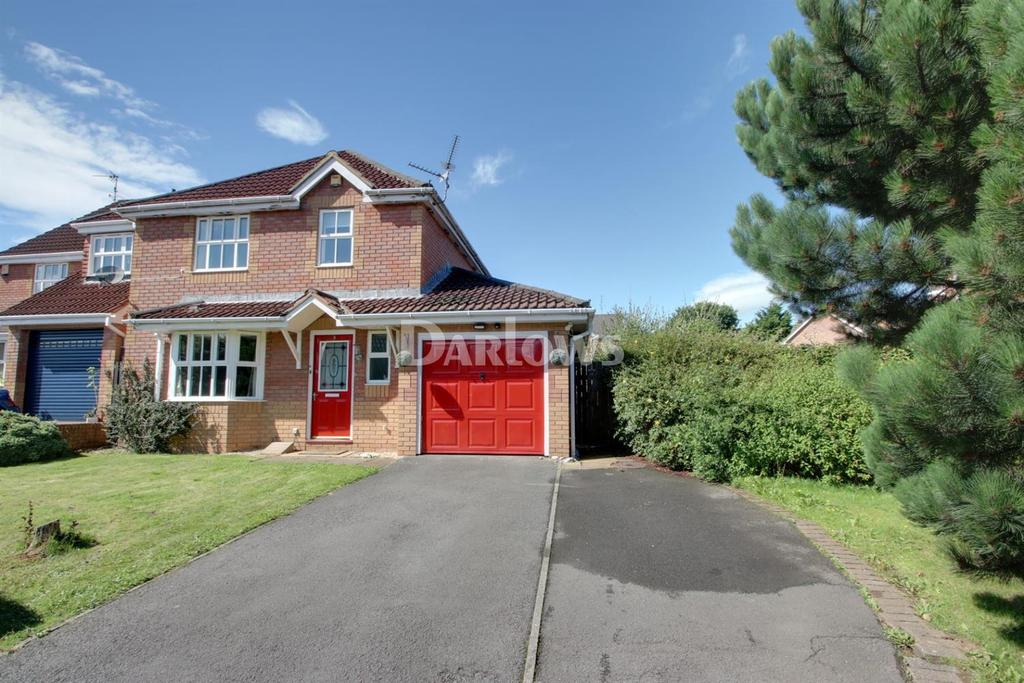 4 Bedrooms Detached House for sale in Gaulden Grove, Pontprennau, Cardiff