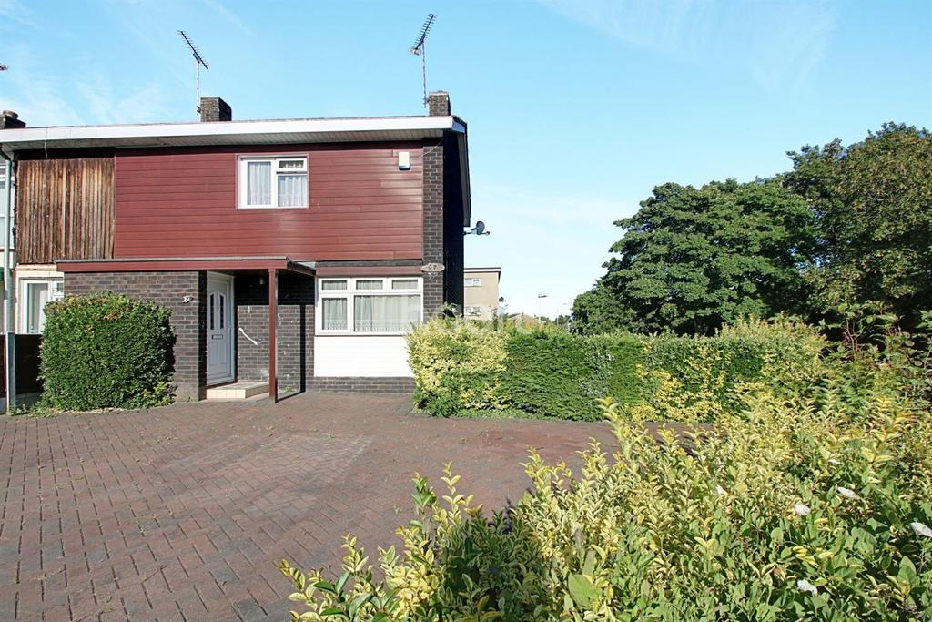 2 Bedrooms End Of Terrace House for sale in Markhams Chase, Basildon