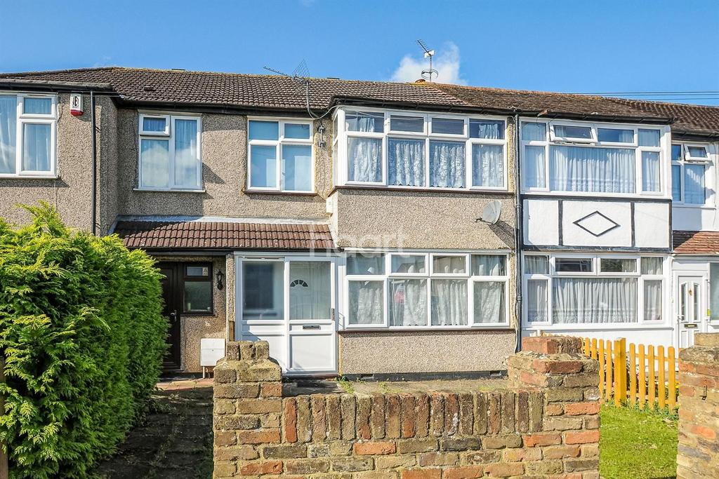3 Bedrooms Terraced House for sale in Midhurst Gardens, Hillingdon