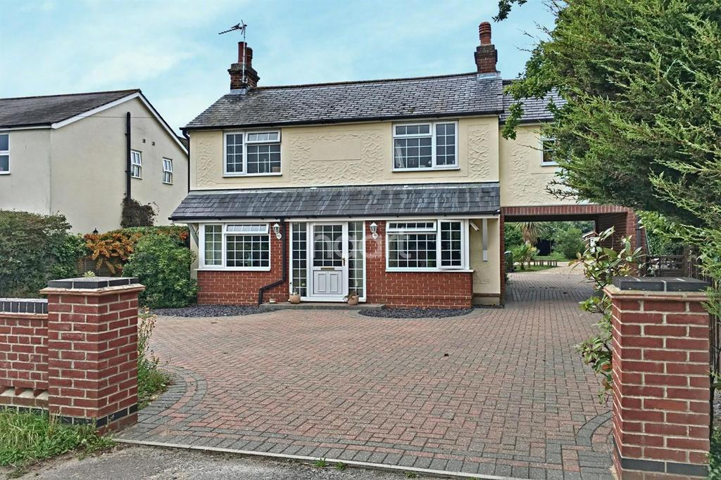 5 Bedrooms Detached House for sale in Ipswich Road, Brantham, Manningtree, Essex