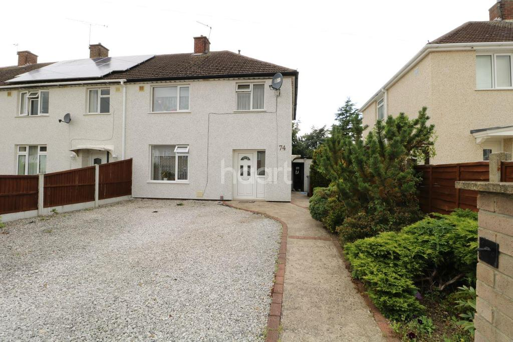 3 Bedrooms Semi Detached House for sale in Elizabeth Road, Newark