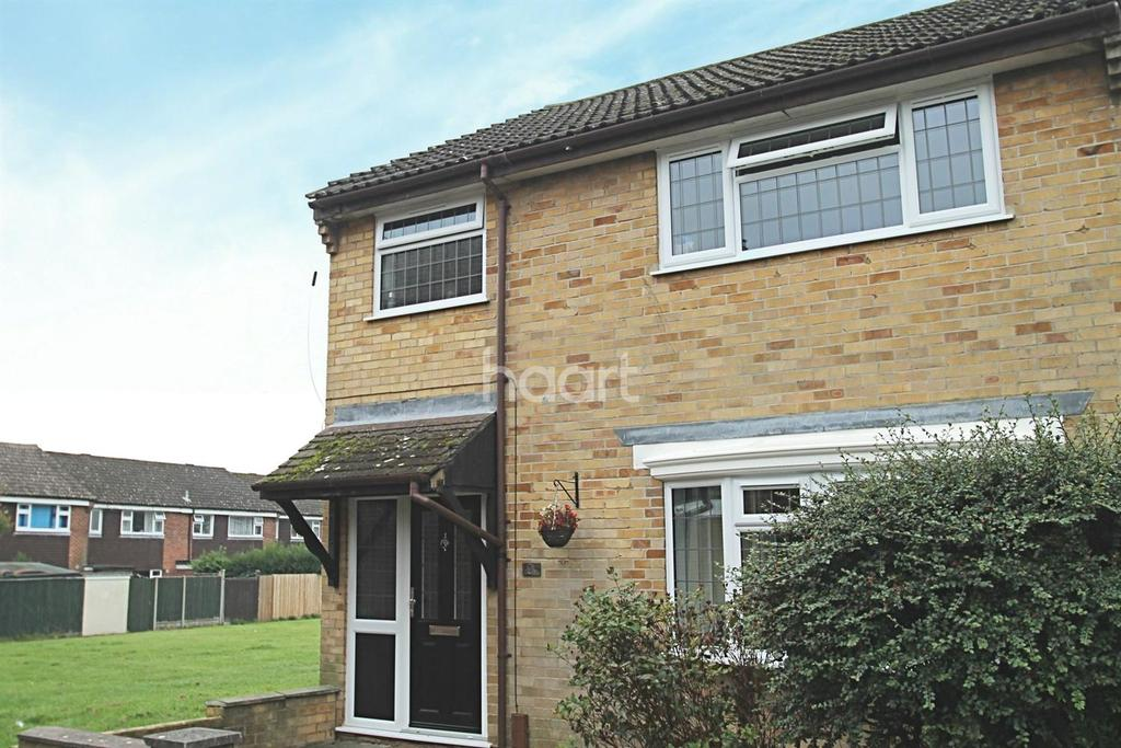 3 Bedrooms End Of Terrace House for sale in Heather Road, Petersfield