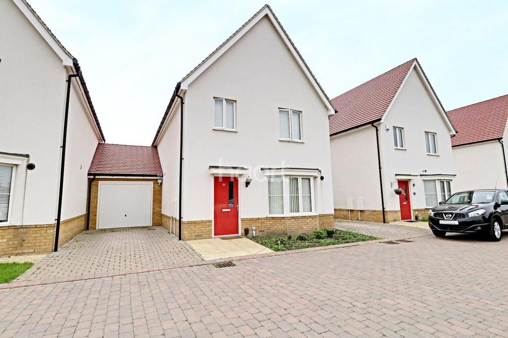 4 Bedrooms Detached House for sale in Woodside Close, North Grays