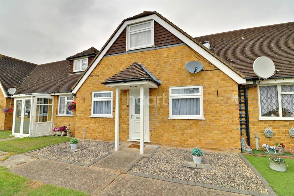 2 Bedrooms Terraced House for sale in Aylesbeare, Shoeburyness