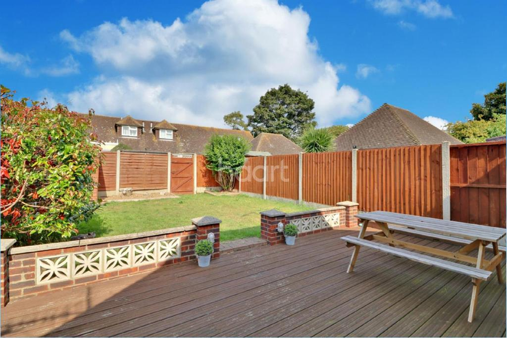 2 Bedrooms Terraced House for sale in Aylesbeare, Shoeburyness