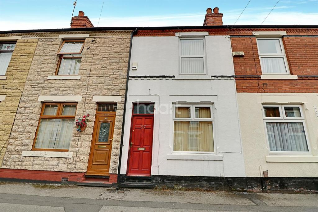 2 Bedrooms Terraced House for sale in Glentworth Road, Radford