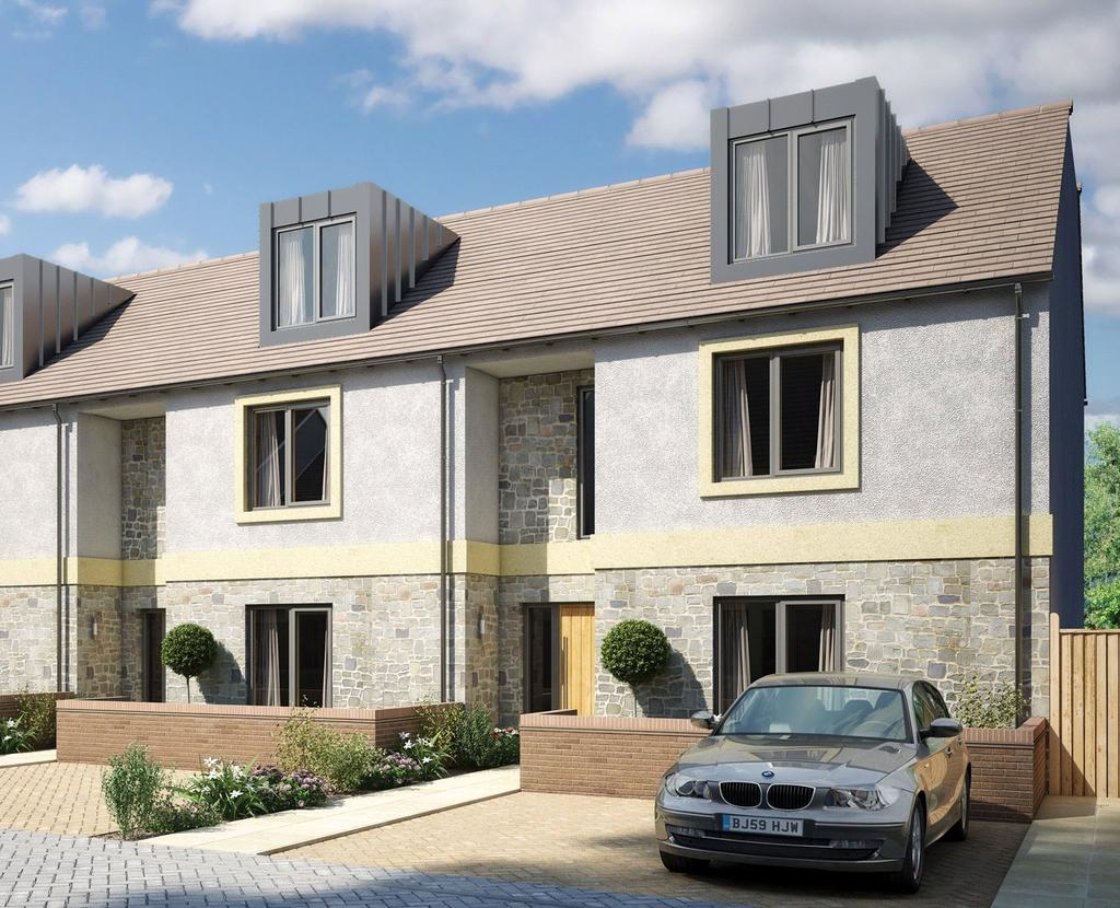 5 Bedrooms End Of Terrace House for sale in House 11, Hornby Place, Parrys Lane, Bristol, BS9