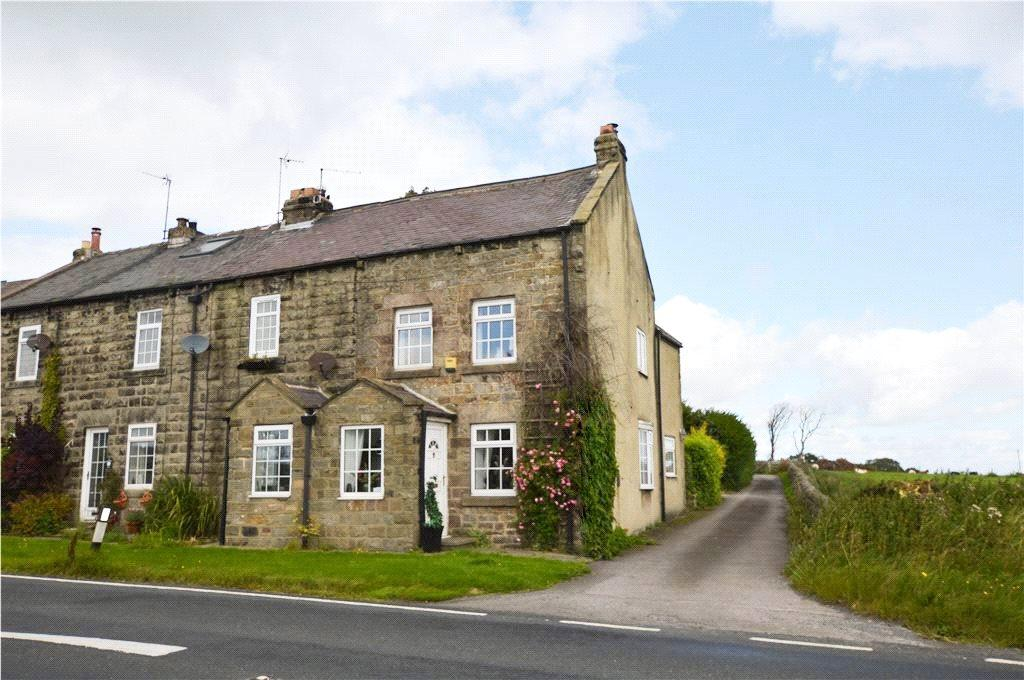 3 Bedrooms Terraced House for sale in Saltergate Hill Cottages, Skipton Road, Killinghall, Harrogate