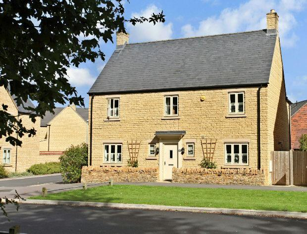 4 Bedrooms Detached House for sale in Summers Way, Moreton-in-marsh