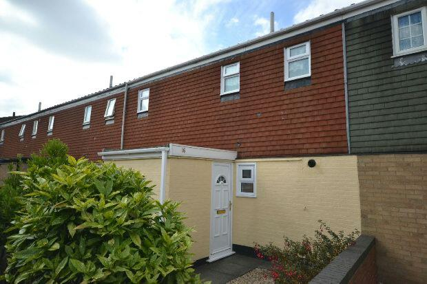 3 Bedrooms Terraced House for sale in Dolby Vale, Grimsby