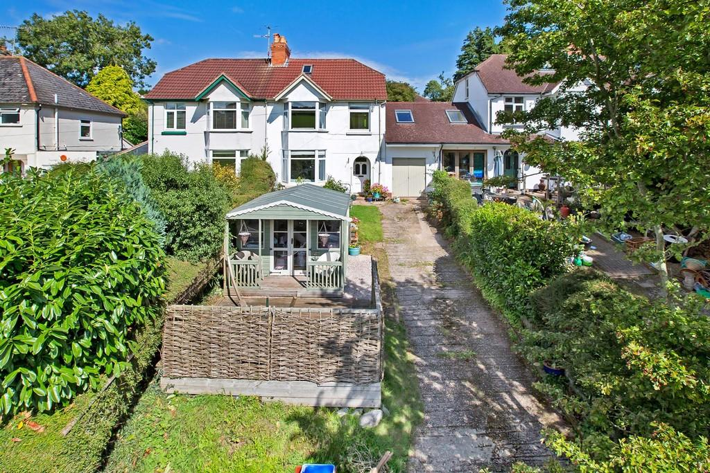 4 Bedrooms Semi Detached House for sale in Stoke Road, Maidencombe