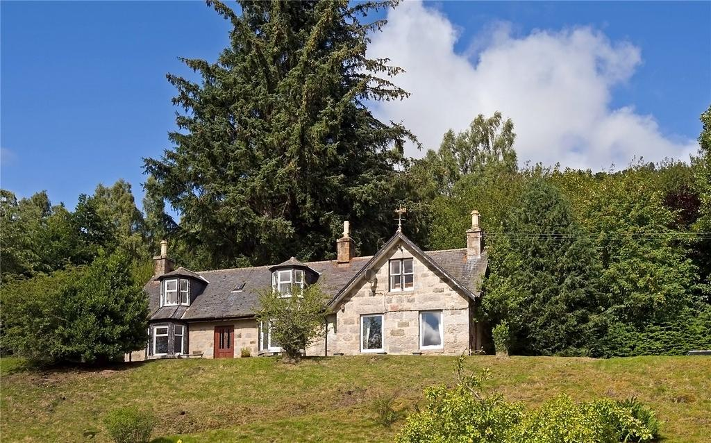 4 Bedrooms Detached House for sale in The Old Post Office, Crathie, Ballater, Aberdeenshire