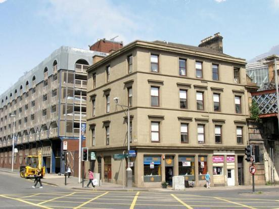 1 Bedroom Flat for rent in Oswald Street, City Centre, Glasgow
