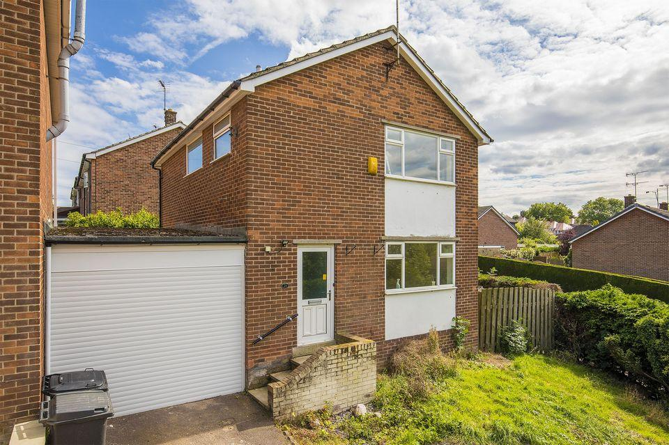 3 Bedrooms Detached House for sale in 26 Chancet Wood Drive, Sheffield S8