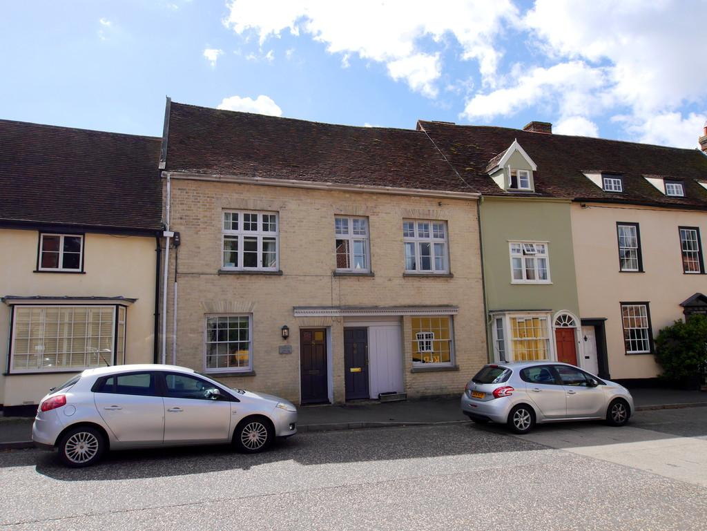 4 Bedrooms Terraced House for sale in 7 Chapel Street, Bildeston, Ipswich, Suffolk, IP7 7EP