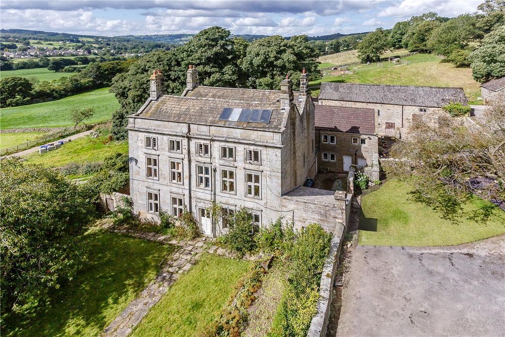 6 Bedrooms Detached House for sale in Dougill Hall, Summerbridge, Harrogate, North Yorkshire, HG3