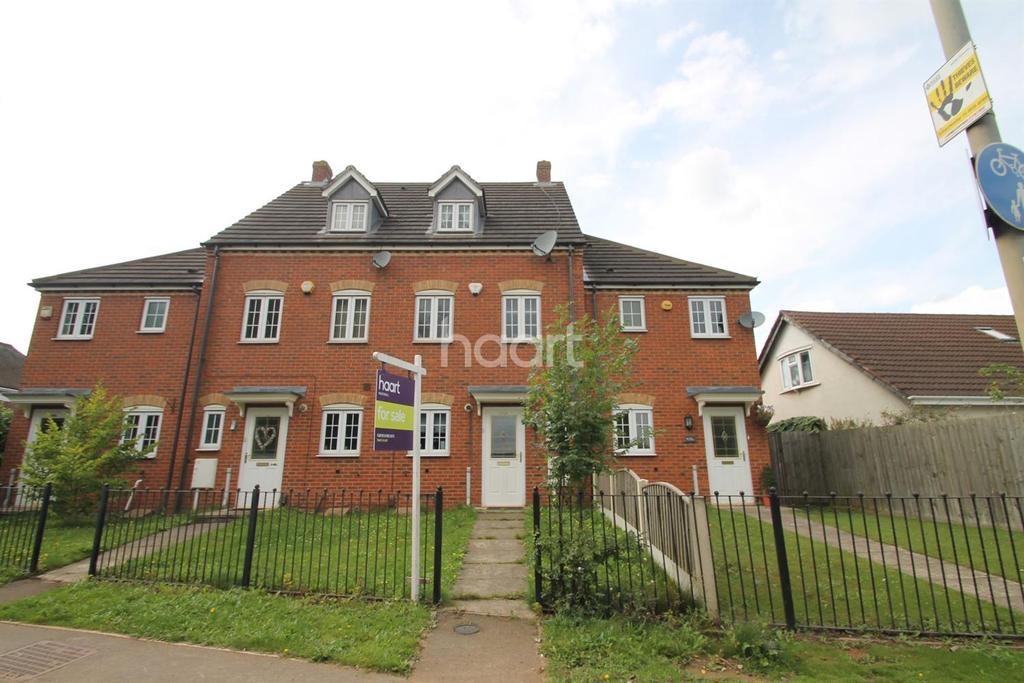 3 Bedrooms Terraced House for sale in Watnall Road, Hucknall