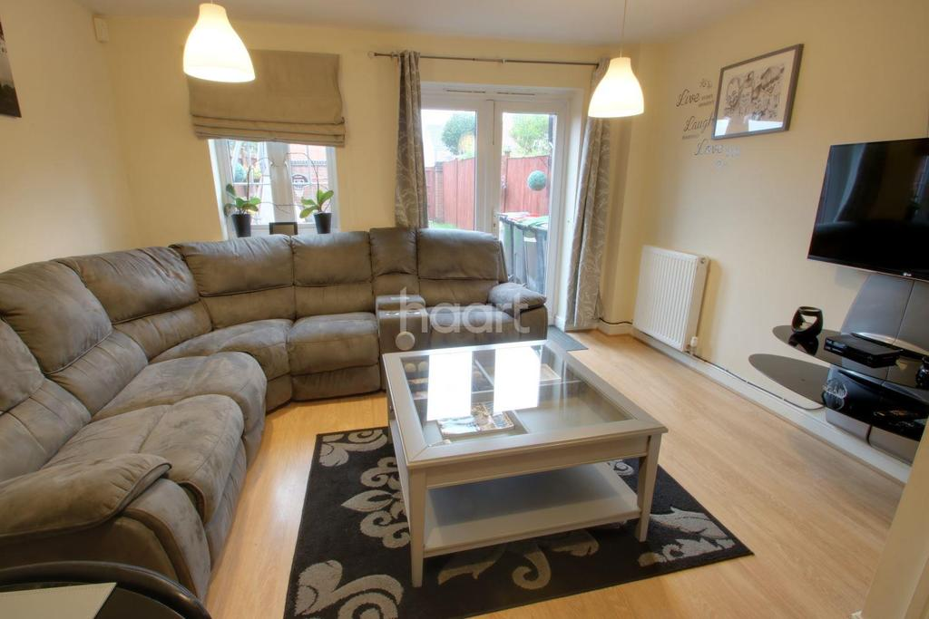 3 Bedrooms Terraced House for sale in Watnall Road, Hucknall