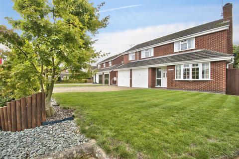 4 bedroom detached house for sale - Little Johns Close, South Bretton