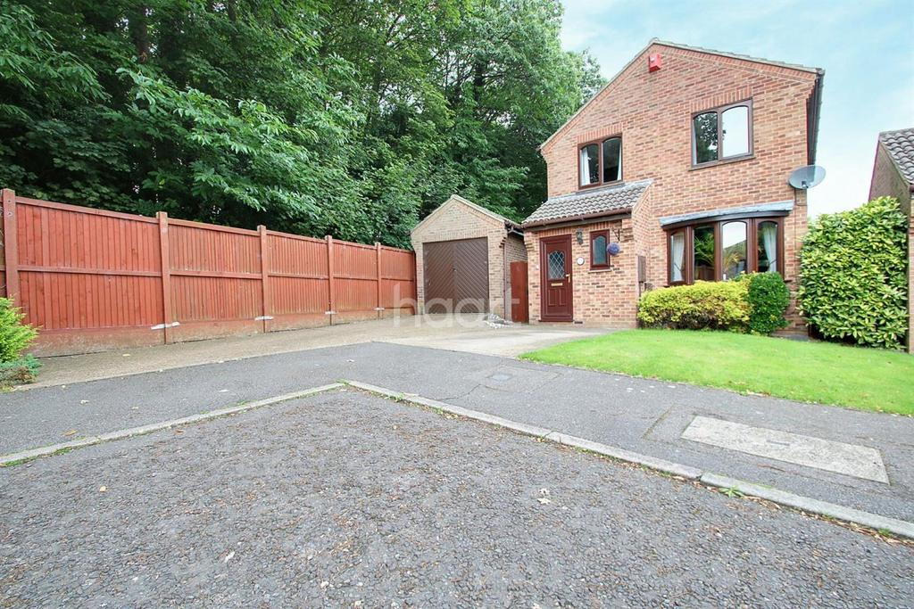 4 Bedrooms Detached House for sale in Greenacre Close, Walderslade