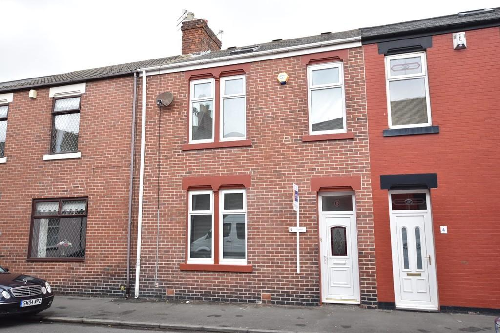 4 Bedrooms Terraced House for sale in Horatio Street, Roker
