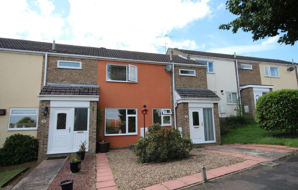 3 Bedrooms Terraced House for sale in Pentland Court, Oakham