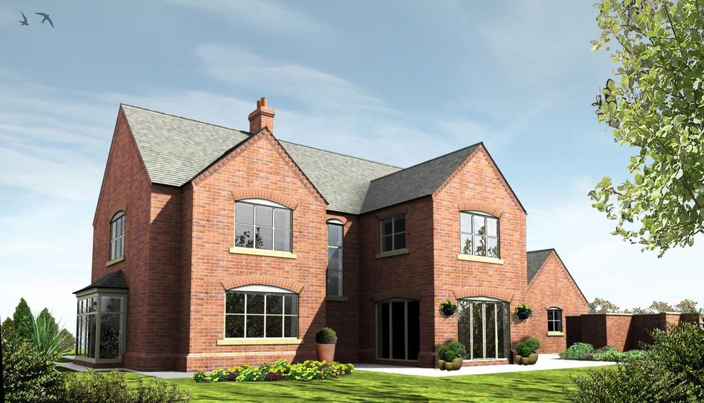 4 Bedrooms Detached House for sale in Marston Common, Ashbourne