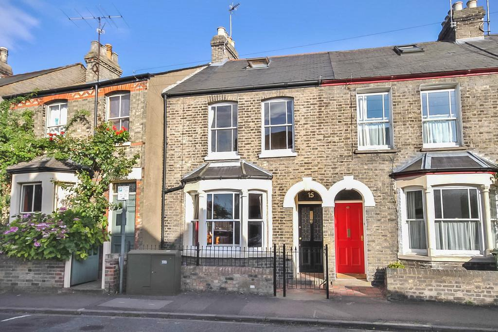 3 Bedrooms Town House for sale in Mawson Road, Cambridge