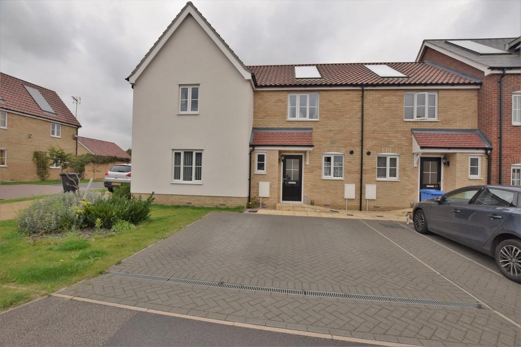 2 Bedrooms Terraced House for sale in Hadleigh, Ipswich, IP7 6FD