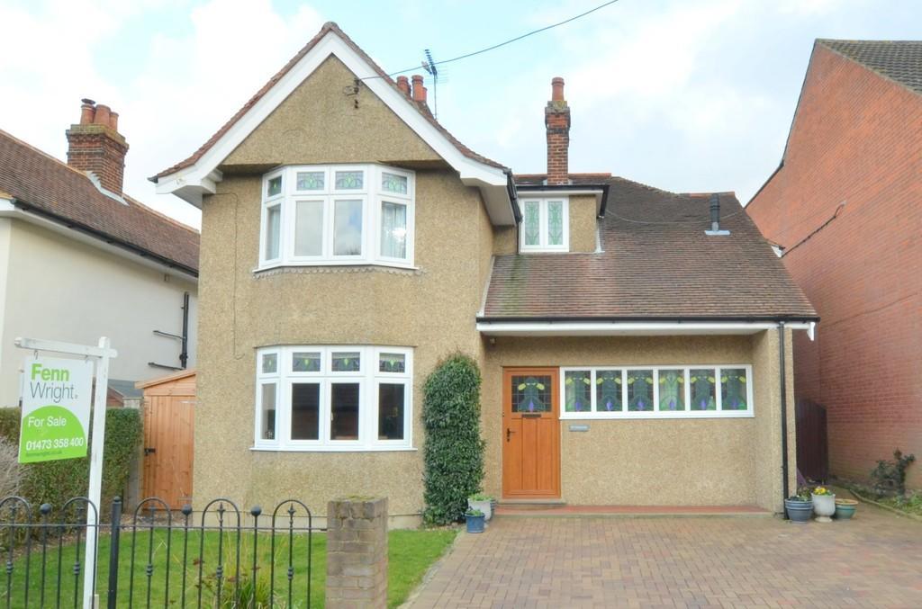 4 Bedrooms Detached House for sale in Princes Road, Felixstowe, IP11 7PL