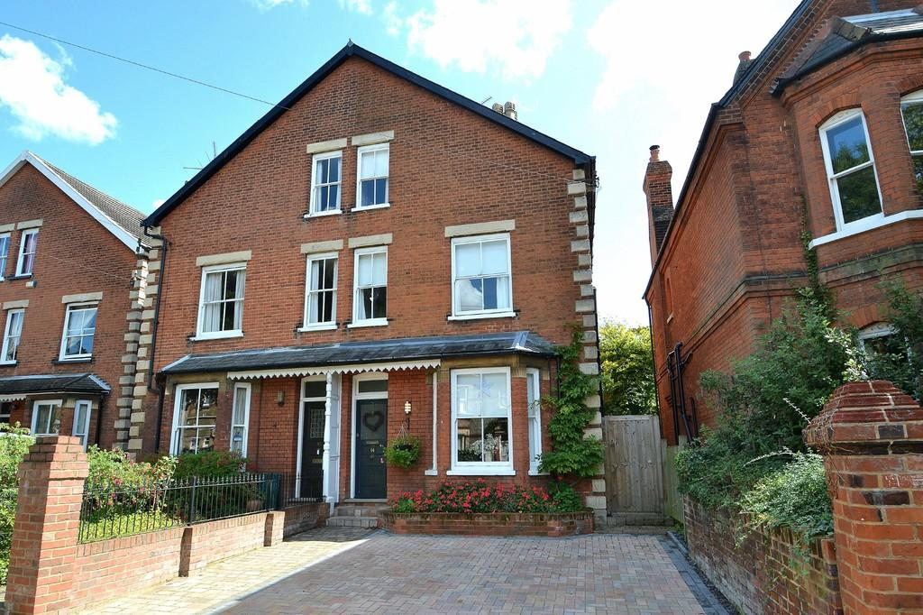 4 Bedrooms Semi Detached House for sale in Warrington Road, Ipswich, Suffolk, IP1 3QU