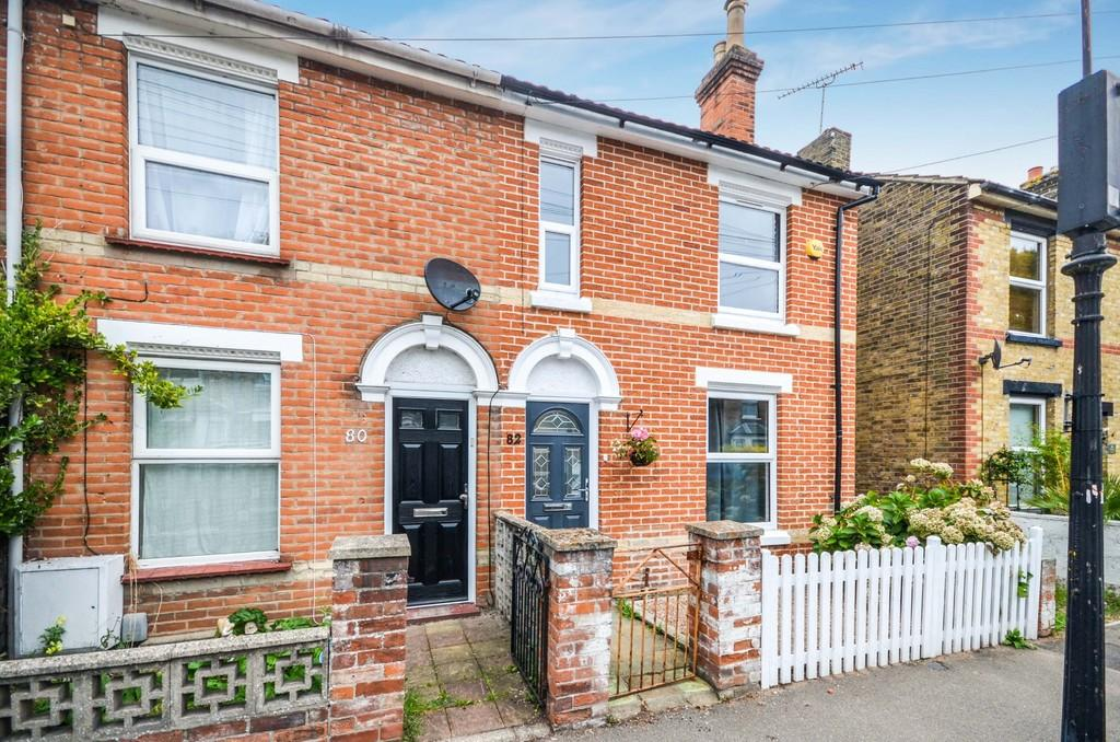 3 Bedrooms End Of Terrace House for sale in Harsnett Road, Colchester, CO1 2HX