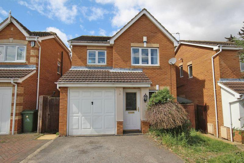 3 Bedrooms Detached House for sale in FREYJA CROFT, SCARTHO PARK