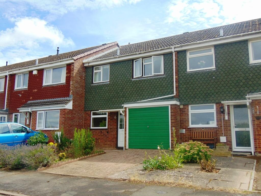 3 Bedrooms Terraced House for sale in Abbot Chyrytons Place, Evesham